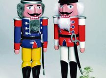 Courtesy photo In the 17th century, after ore became scarce, miners started the production of nutcrackers in the Erzgebirge area near the Czech border.