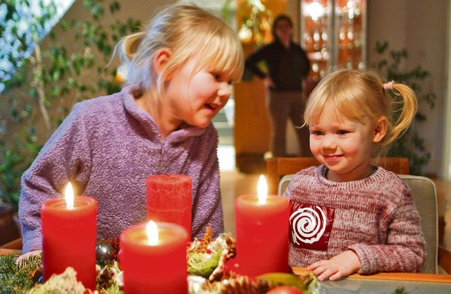 Germans Observe Advent Traditions Kaiserslautern American