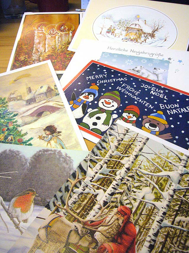 Christmas Cards Originated In England Kaiserslautern