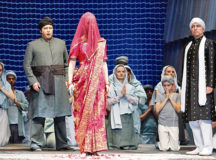 """Courtesy photo Pfalztheater presents opera in French The Pfalztheater Kaiserslautern presents """"Die Perlenfischer,"""" an opera by Georges Bizet, in French with German subtitles, at 7:30 p.m. Wednesday and March 4 and 16, and at 3 p.m. March 19. Tickets range from €21 to €40.50. For details, visit www.pfalztheater.de."""