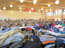 The Pfennig Bazaar at the event hall of Kaiserslautern Gartenschau presents a wide range of flea market items. It is open from 11 a.m. to 6 p.m. March 3 and 10 a.m. to 5 p.m. March 4 and 5.