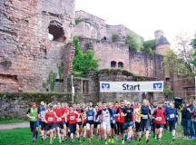 Courtesy photo Mountain run to castle in Landstuhl The running club LLG Landstuhl starts its 20th Nanstein Mountain Run at 3 p.m. Saturday from Sickingensporthalle, Kaiserstrasse 128 in Landstuhl, uphill to Nanstein Castle. Starting fee is €7 for adults and €3 for students. For details, visit www.llg-landstuhl.de.