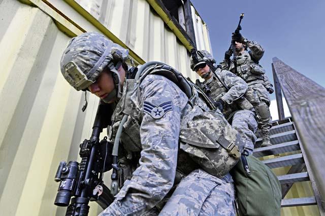 435 SFS 'SOC' it to deploying USAFE Airmen