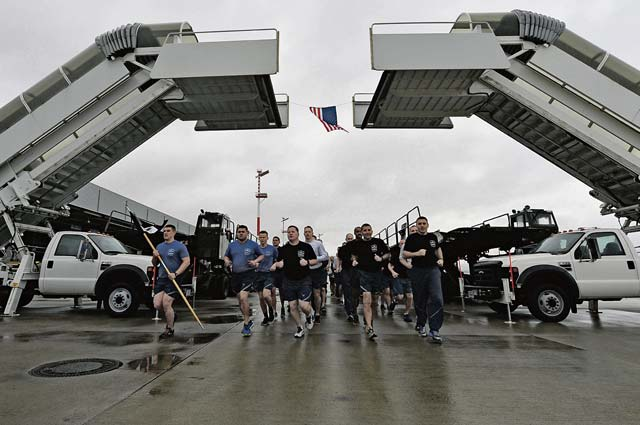 721 APS Airmen honor fallen comrades