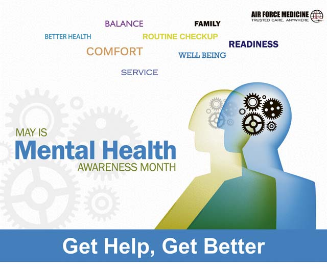 Don't suffer alone – mental health disorders have effective treatments