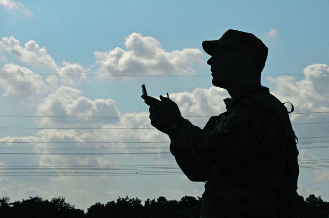 Cloudy with a chance of victory: Weather Airmen keep eyes on the sky