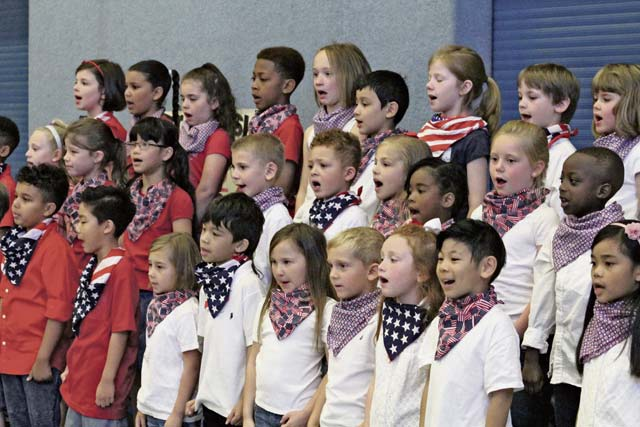 RES 5th annual Flag Day