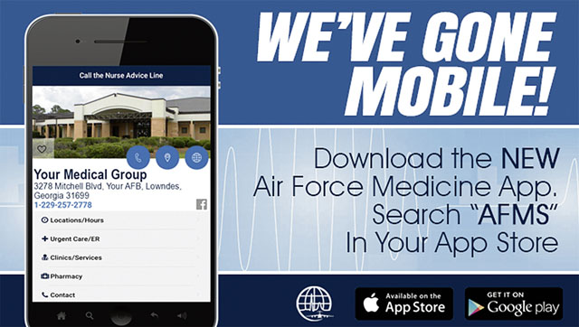 New Air Force health mobile app available for patients