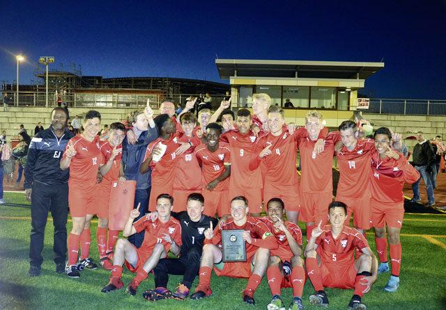 Kaiserslautern boys claim European championship