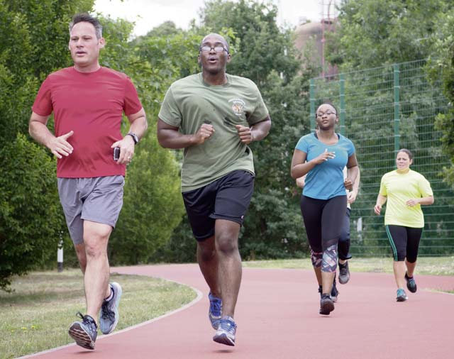 Airmen improve run, reduce pain with new 86 MDOS run class