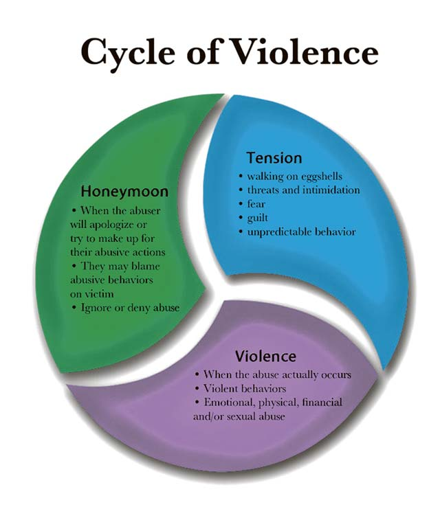Coming to grips with domestic assault