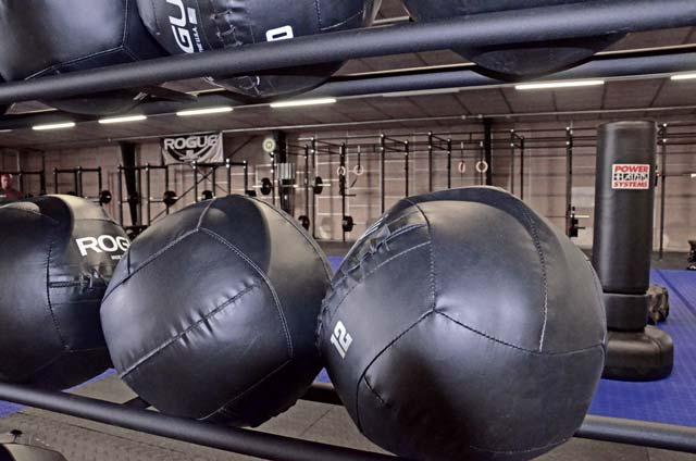 Functional fitness comes to Rhine Ordnance Barracks