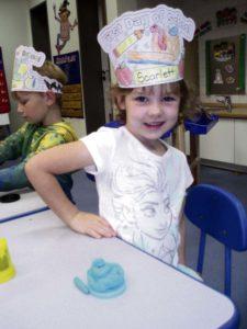 First Day in Kindergarten