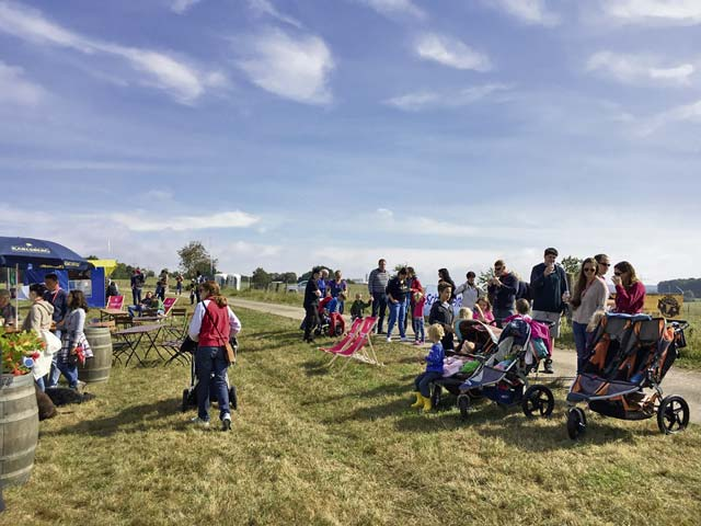 Culinary hike takes place Saturday, Sunday
