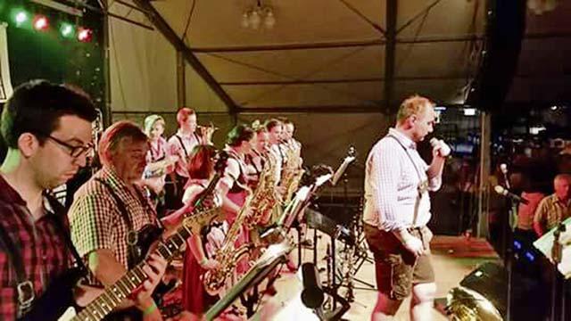 Rockenhausen celebrates fall fest with farmers market, parade