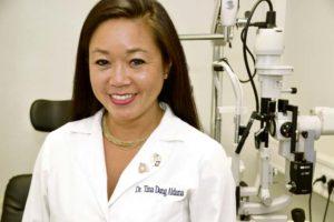 Hilltop Hail: Dr. Tina Dang Aldana, TBI Optometrist