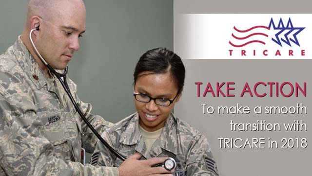Transition with TRICARE