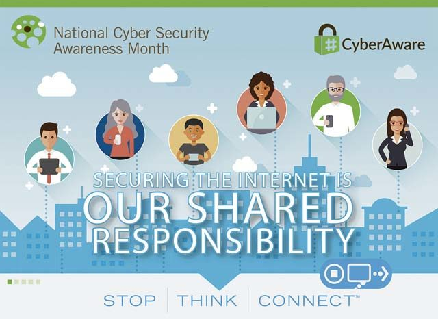 Cybersecurity Awareness Month kicks off year-long Army campaign
