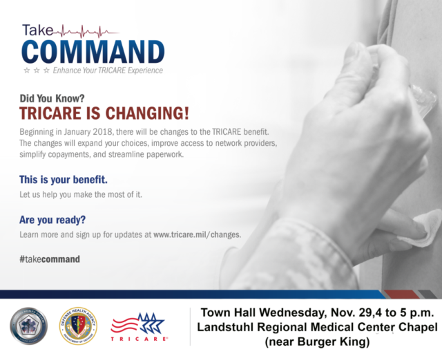 Big changes coming to TRICARE Standard and Extra