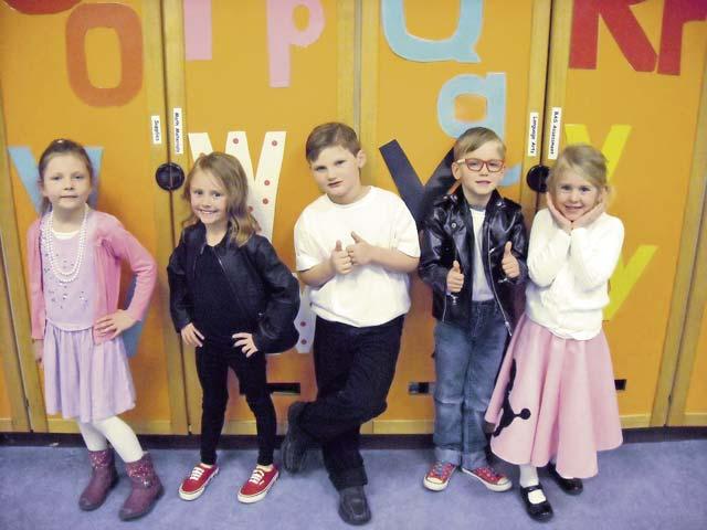 50-Day at Kindergarten