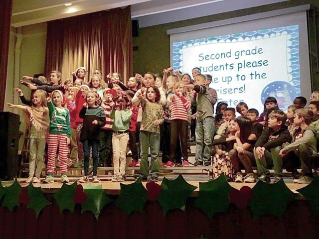 Sembach schools festivities
