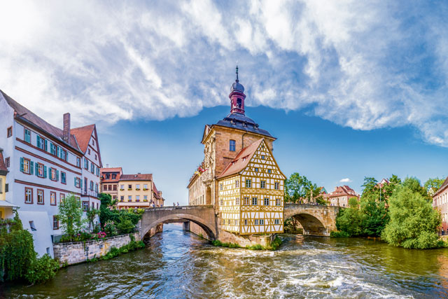 Off the beaten path —  Day trips to some of Germany's hidden gems (part 1)