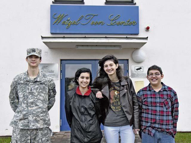 Baumholder, Landstuhl teens tackle AFAP issues