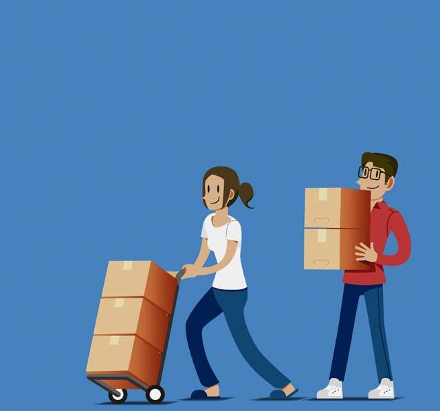 Shipping your goods outbound