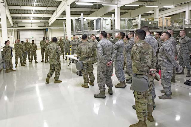 786th CES participates in joint demo with 773rd CST