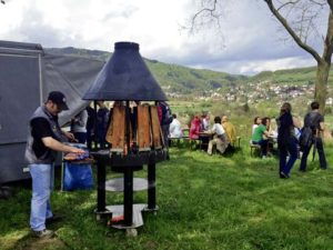 Wolfstein sponsors culinary wine hike Sunday