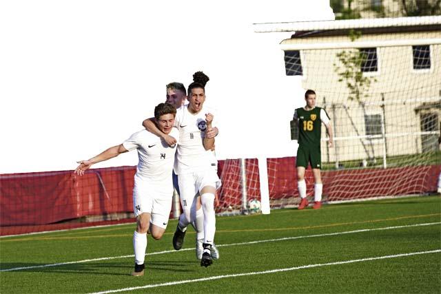 Ramstein boys lead Euro soccer circuit