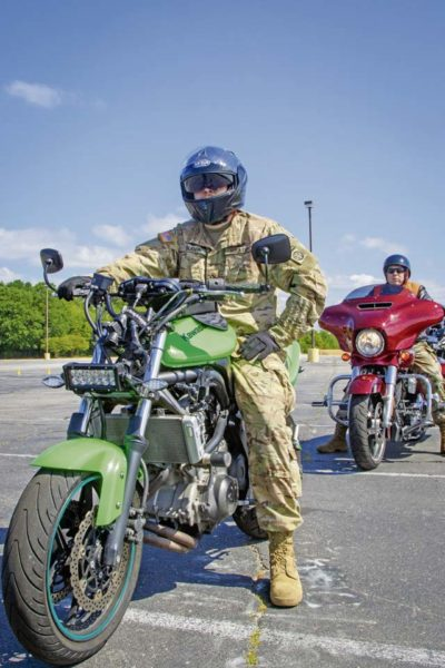 Takin' it to the streets: Tips for Motorcycle Safety Month