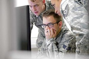 Cyber Airmen unite to protect information space