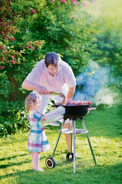 Don't get 'grilled' on fire safety