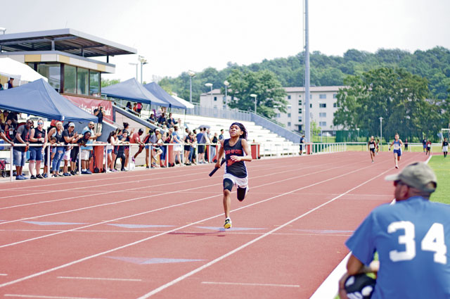 USAG-RP Youth Sports 'End of Season' Track Meet