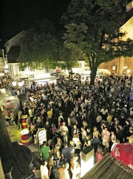 Altstadtfest offers three days of entertainment