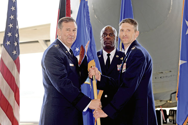 521 AMOW welcomes new commander