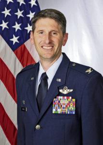 Meet 521st AMOW Commander Col. Bradley L. Spears