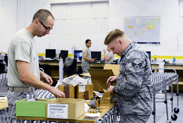 """War Machine"" Airmen increase mission readiness while gaining new skills at Ramstein"