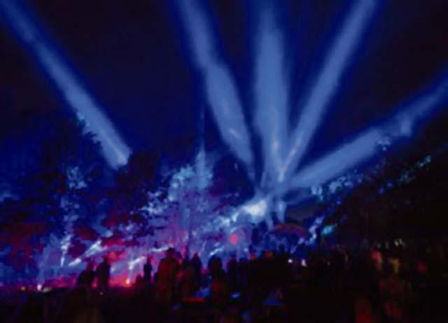 Summer Magic – Park illumination honoring 10 year anniversary