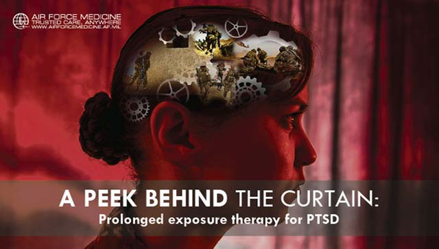 Peek behind the curtain: Prolonged exposure therapy for PTSD