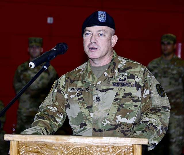 New top enlisted advisor joins LRMC