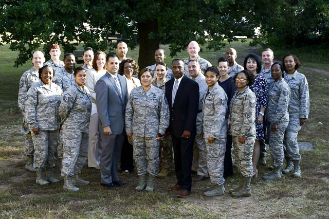 USAFE Equal Opportunity Workshop: Clearing mission distractions