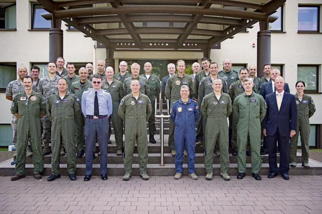 European leaders steer F-35 integration