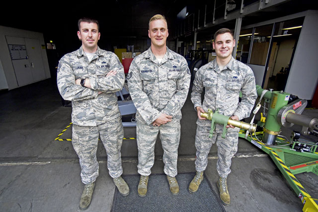86th Maintenance Group: Getting aircraft in the air