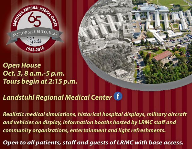 Community invited to LRMC 65th anniversary open house