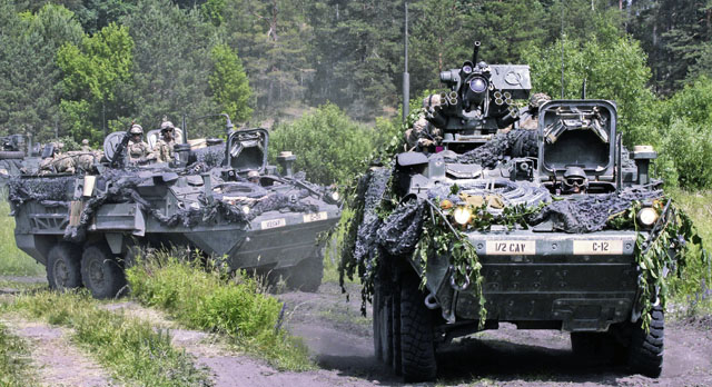 US Army Europe: Modernizing at the tip of the spear