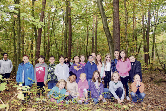 Ramstein Elementary Annual Fall Fitness Walk