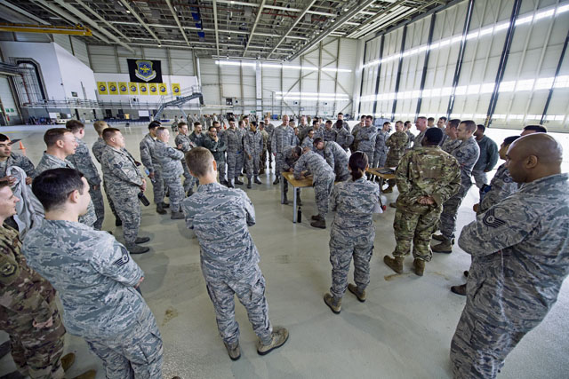 721st Air Mobility Operations Group: No faster than safe
