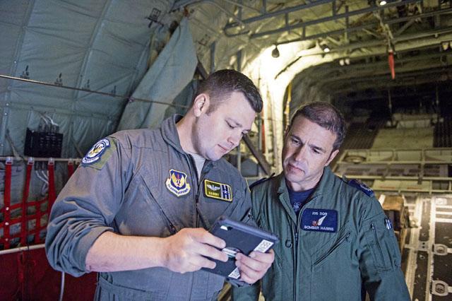 US, UK Airmen share warfighting knowledge